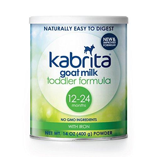 Kabrita Non-GMO Goat Milk Toddler Formula, 14 oz by Kabrita (Image #4)