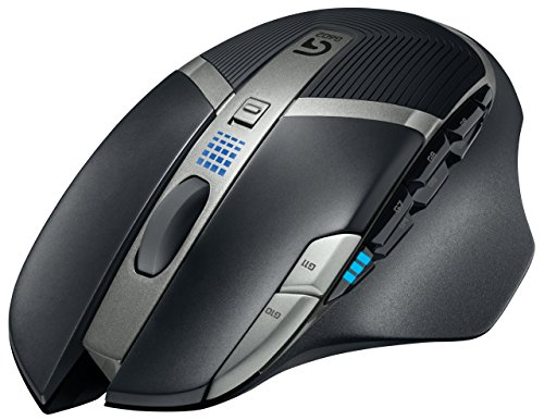 G602 Lag-Free Wireless Gaming Mouse – 11 Programmable Buttons, Up to 2500 DPI (Certified Refurbished) by Logitech (Image #2)