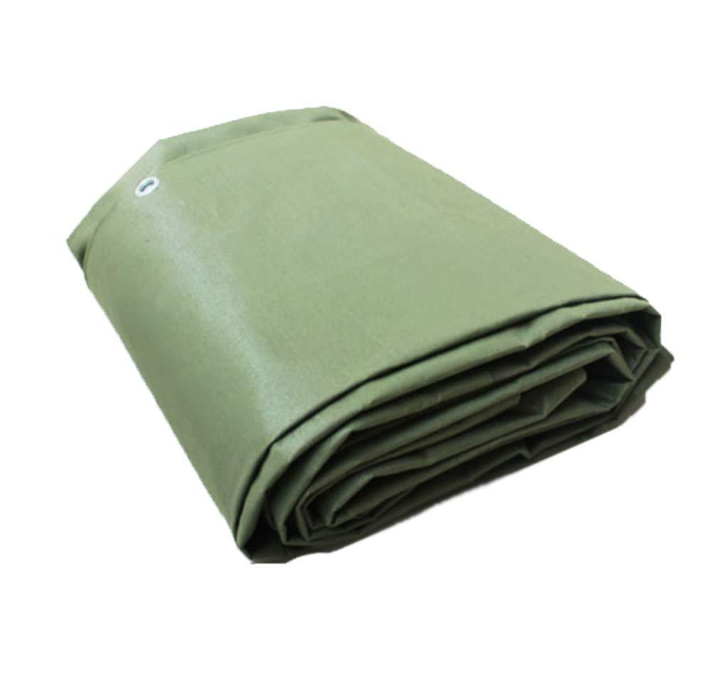 HSBAIS 丈夫な防水防水、グラウンドシートカバー、多目的ポリタール、折り畳みが容易、屋外、,4x4m B07MN65HT2  4x4m