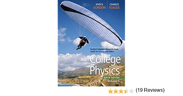 Amazon student solutions manual with study guide volume 1 amazon student solutions manual with study guide volume 1 for serwayfaughnvuilles college physics 9th ebook raymond a serway chris vuille fandeluxe Images