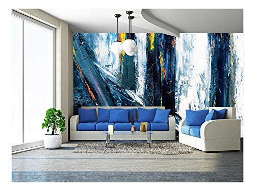 Very Large Scale Original Abstract Painting
