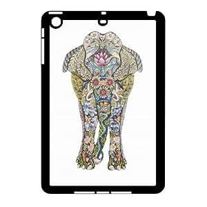 Elephant Art Pattern Hard Case Cover for iPad Case Mini HSL399343