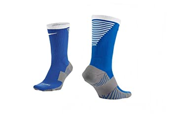 Nike U NK Squad Crew - Calcetines, Unisex Adulto, Azul(Royal Blue/White): Amazon.es: Deportes y aire libre