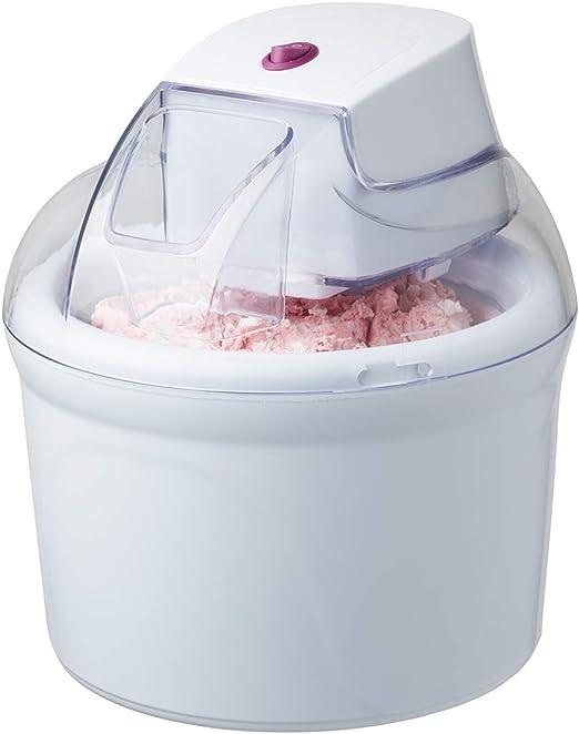 Heladera para helado, 1,1 l, para helado, yogur, sorbetes, helados ...