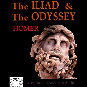 Extended Audio Sample The Iliad Audiobook, by Homer