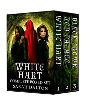book cover of The White Hart Series