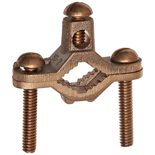 (Voltada: Water Pipe Ground Clamps - Size 1/2 to 1