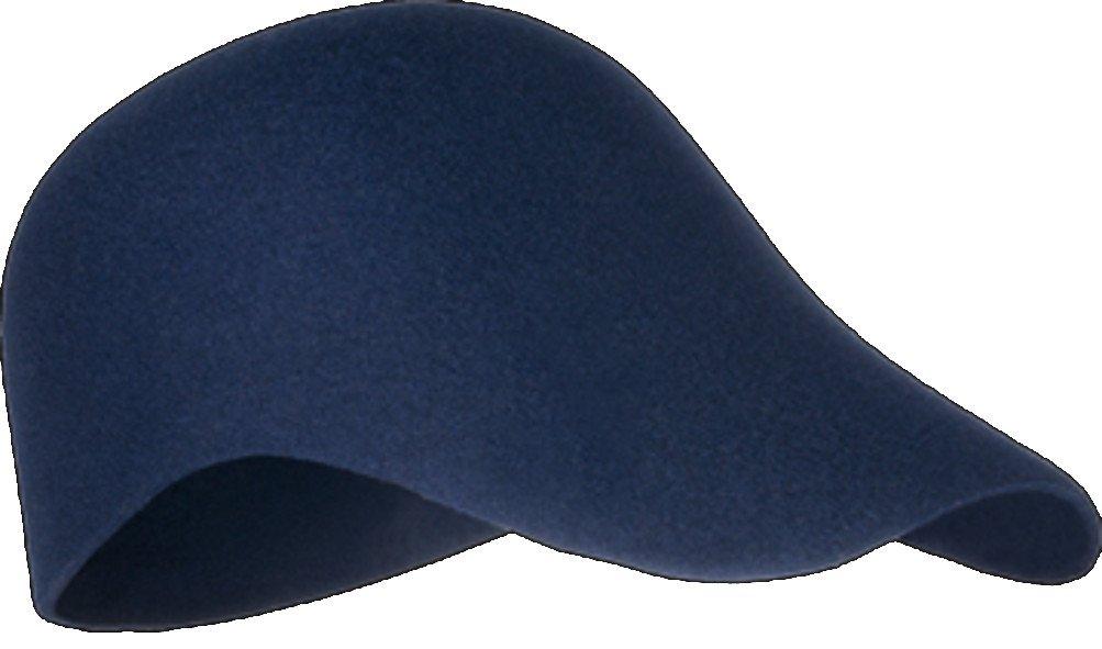 Hut   Cap   Mütze  Tomcap, Merinowolle, dunkelblau, verschiedene Größen