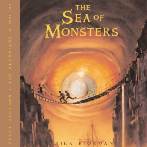 Pdf Science Fiction The Sea of Monsters: Percy Jackson and the Olympians, Book 2