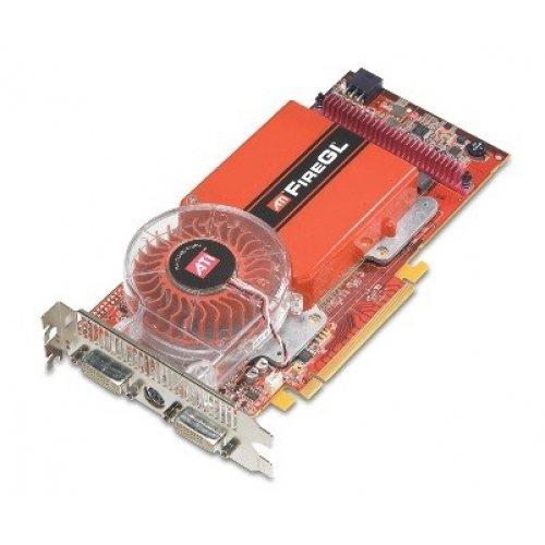 Firegl V7200 Graphics Card (HP 413107-001 HP ATI FireGL v7200 256MB PCI-Express x16 Graphics Video)