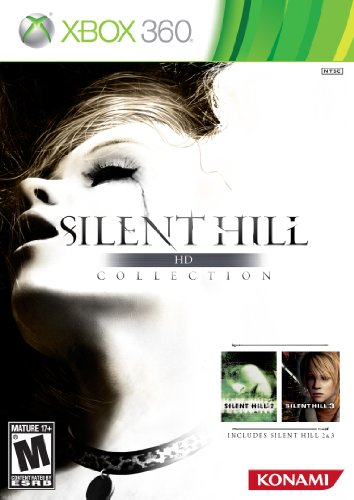 Silent Hill HD Collection - Xbox 360 (Hill Xbox Silent Downpour 360)