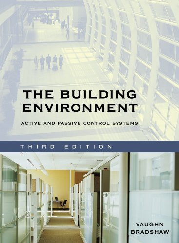 The Building Environment: Active And Passive Control Systems