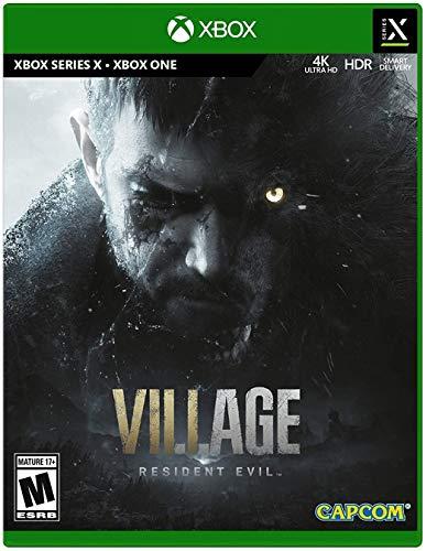 Resident Evil Village - Edición estándar de Xbox Series X