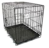 Dog Life Dog or Puppy Crate, 76 x 48 x 55 cm