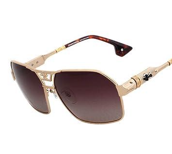Final Policía gafas de sol polarizadas Metal gafas de sol ...