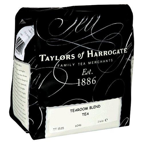 Tips Loose Leaf - Taylors of Harrogate Tea Room Blend Loose Leaf, Kilo Bag