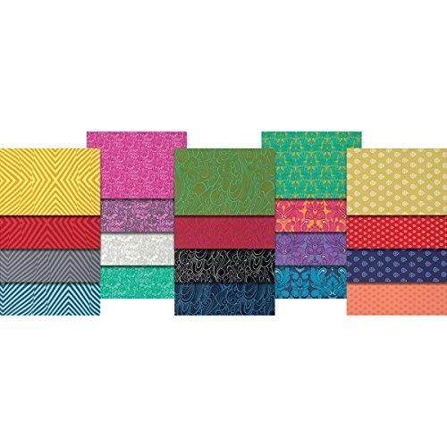 Tula Fat Quarter (True Colors-Tula Pink 18x21 Fat Quarters-20pcs)