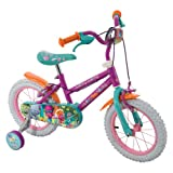 Trolls Girl Inch Bike, Multicoloured, Size 14