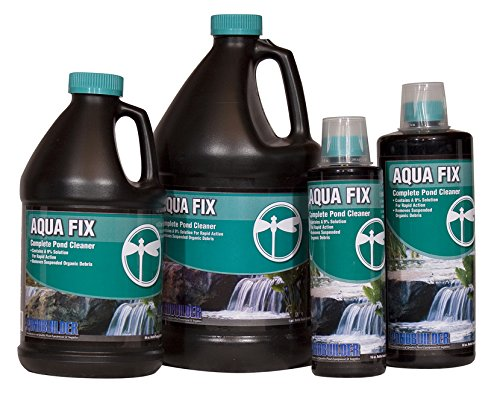 (PondBuilder AquaFix - Liquid | Gallon)