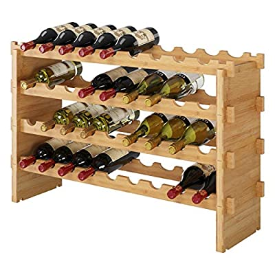HOMECHO Wine Rack