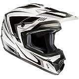 HJC(エイチジェイシー)バイクヘルメット オフロード ホワイト/ブラック(MC5) (サイズ:M) CS-MX2エッジ HJH123