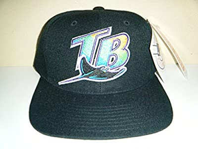 Tampa Bay Devil Rays NEW Vintage Snapback Hat Authentic Cap