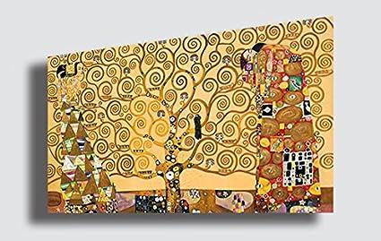 Quadri moderni Gustav Klimt III riproduzioni stampe su tela canvas