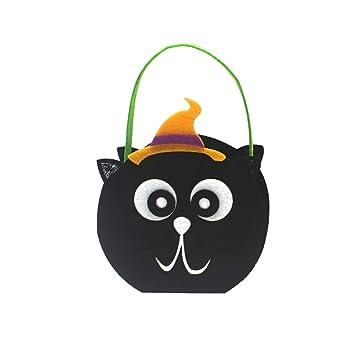 Amazon.com: Bolsa de regalo para Halloween, caramelos, para ...