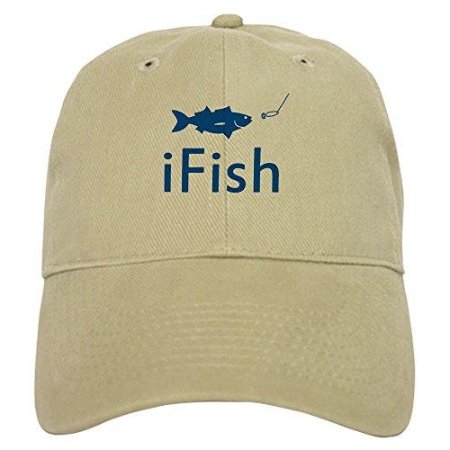 Royal Lion Cap (Hat) iFish Fishing Fisherman - Khaki