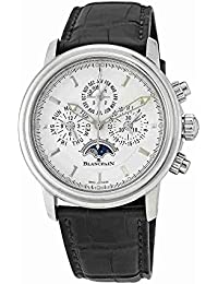Leman Automatic Chronograph White Dial Mens Watch 2685F-1127-53B