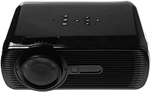 ZXGHS Proyector Teatro En Casa, Mini LED Proyector/HD 1080P / 1500 ...