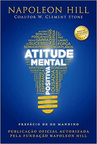 Atitude Mental Positiva 9788568014059 Livros Na Amazon