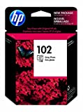 Original HP 102 Gray Photo Ink Cartridge in Retail Packaging, Office Central