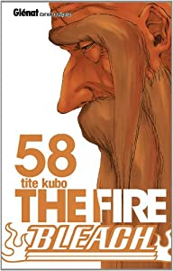 "Afficher ""Bleach n° 58<br /> The fire"""