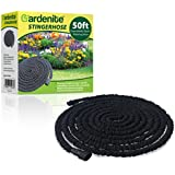Gardenite Stinger Expanding Elastic Garden Watering Hose, Made from Triple Layer Expandable Rubber