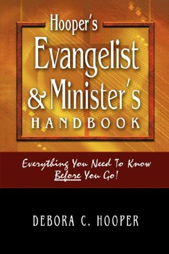 Hoopers Evangelist Ministers Handbook Debora
