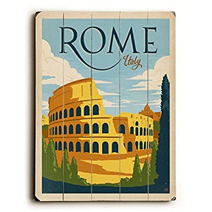 5398cbd8cf2c9 Amazon.com: Rome Italy by Anderson Design Group 9