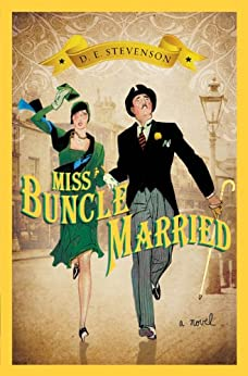 Miss Buncle Married by [Stevenson, D.E.]