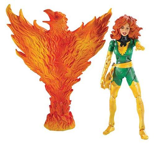 Marvel Legends Series 6 Action Figure Phoenix