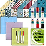 Disney Mickey Mouse Paper Iron On Pens Mat Beginner Guide Cricut Explore Air 2 Machine Bundle