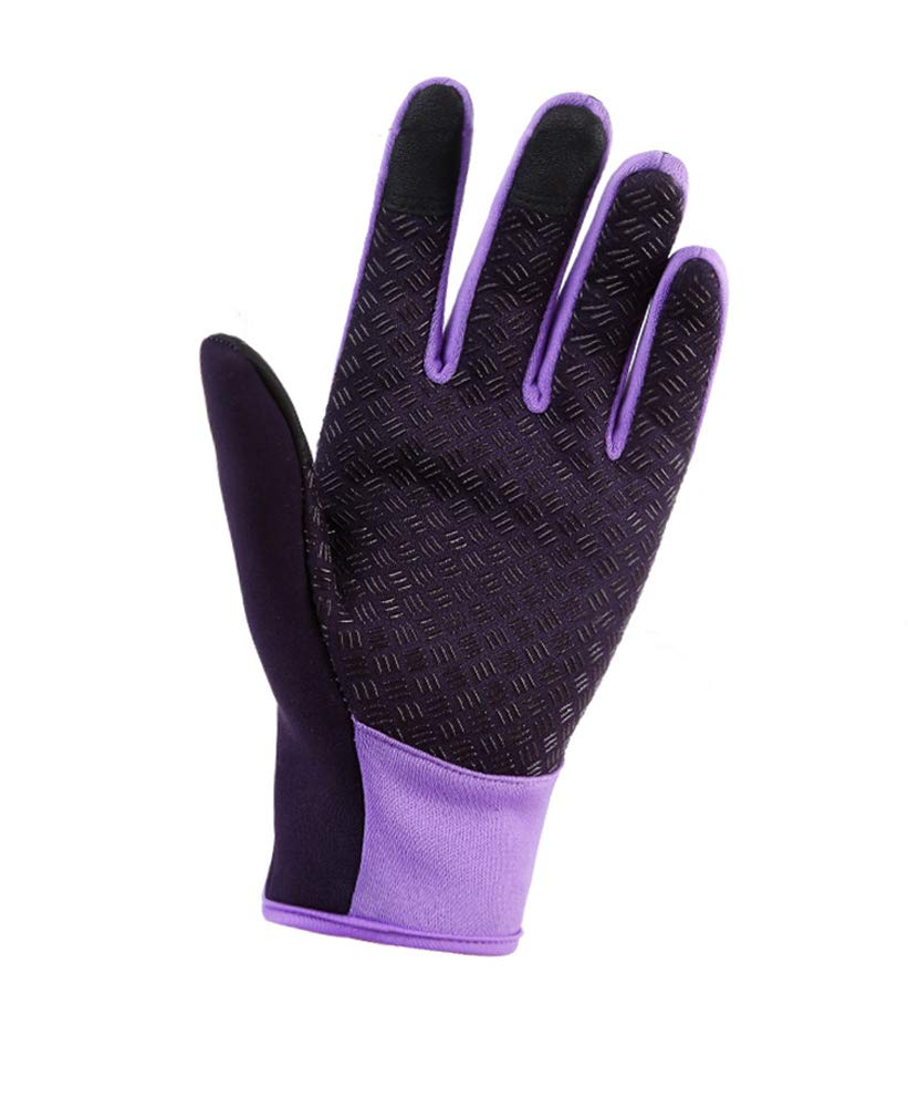 Bonvince Cycling Gloves Touchscreen Winter Warm Bicycling Bike Gloves Outdoor Sports Skiing Climbing Running