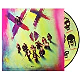 Suicide Squad The Album - Exclusive Limited Edition Picture Disc Vinyl LP