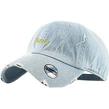 KBETHOS Henny Dad Hat Baseball Cap Polo Style Unconstructed