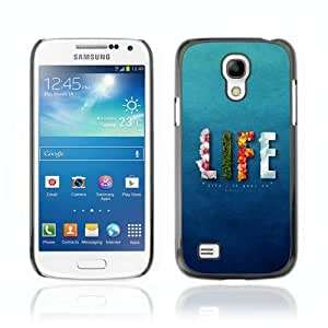 Designer Depo Hard Protection Case for Samsung Galaxy S4 Mini / Life Elements