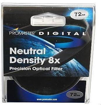 Promaster Digital Neutral Density 8 Filter 72mm