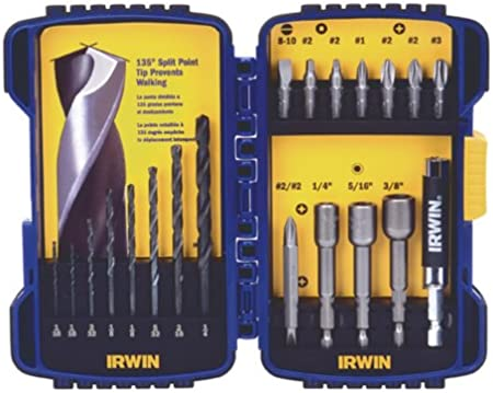 Irwin Hanson 3057034 34 Piece Drill Driver Set