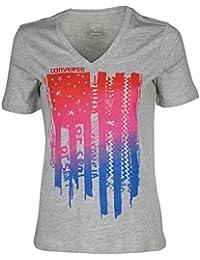 pink converse t shirt