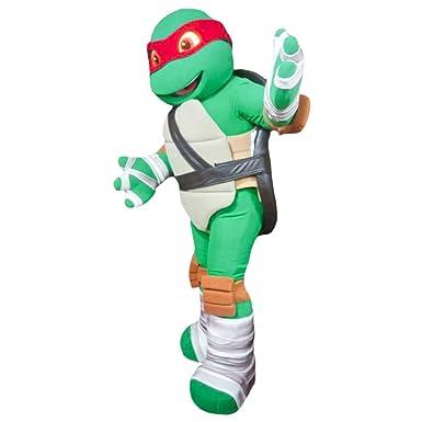 Quality Mascots Costumes Disfraz de Tortuga Ninja roja ...