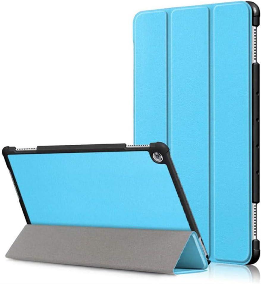 L09 W09 10.1 Tablet PC Soporte para Huawei mediapad M5 Lite 10 Funda-ka si te-Morado Funda Ultra Delgada para Huawei mediapad M5 Lite 10 BAH2-W19