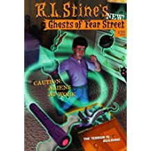 Caution: Aliens at Work (Ghosts of Fear Street #32)